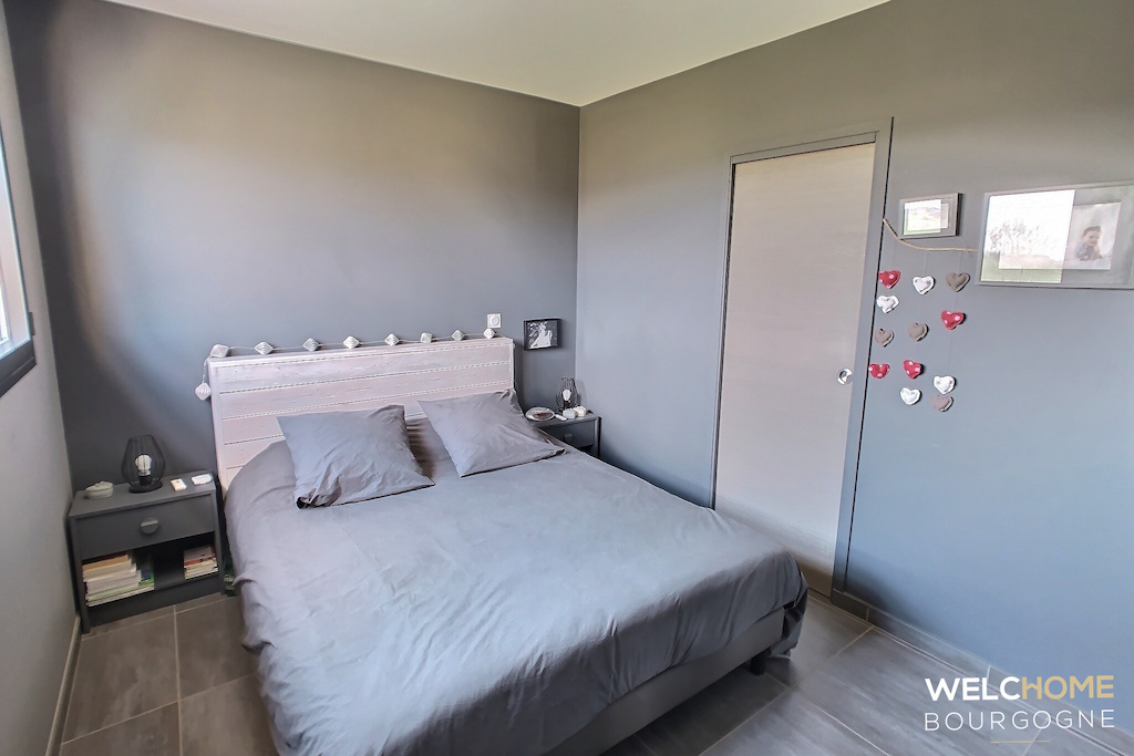 458 – Villa d'architecte – Cluny